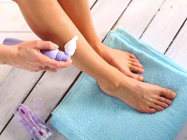 Гладкие ножки: секреты бритья