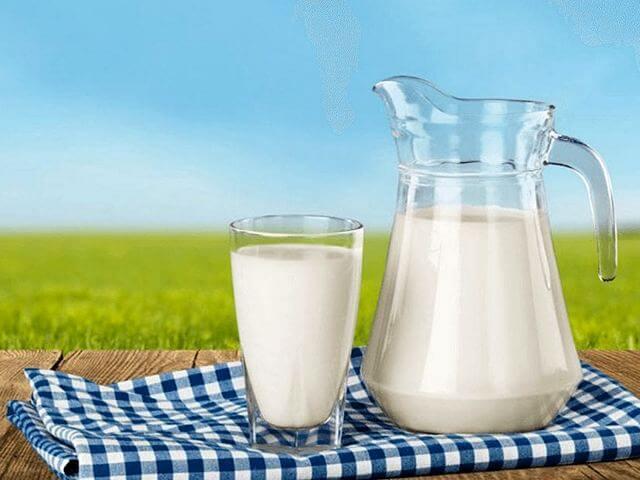 О полезных свойствах молока