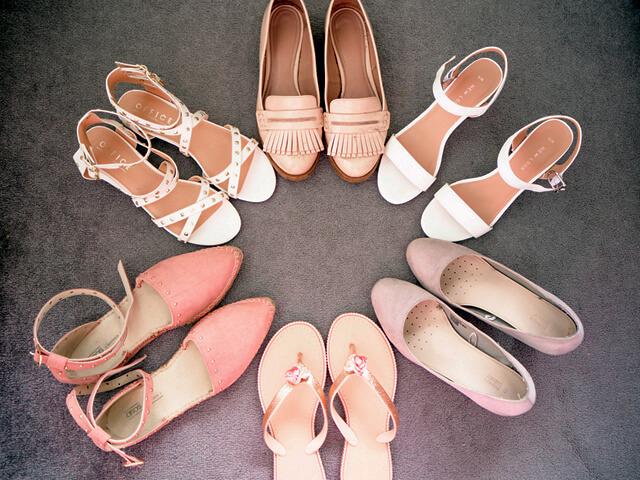 Подбираем летнюю обувь