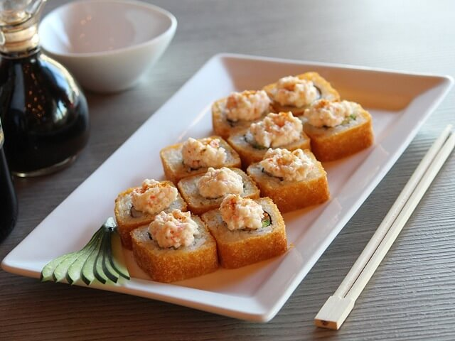 Вредны ли суши для здоровья